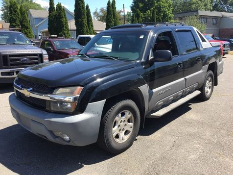 2002 Chevrolet Avalanche 1500 North Face in West Springfield, MA
