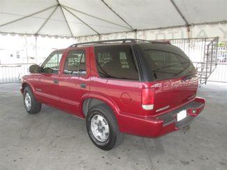 2002 Chevrolet Blazer LS Gardena, California 1