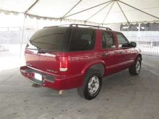 2002 Chevrolet Blazer LS Gardena, California 2