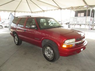 2002 Chevrolet Blazer LS Gardena, California 3
