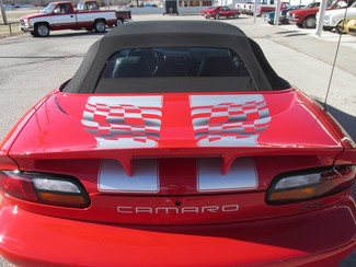 2002 Chevrolet Camaro SS Blanchard, Oklahoma 16