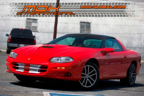 2002 Chevrolet Camaro Z28 - SS - 35th anniversary edition in Los Angeles
