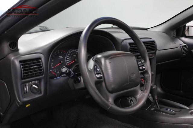 2002 Chevrolet Camaro Z28 Merrillville, Indiana 9