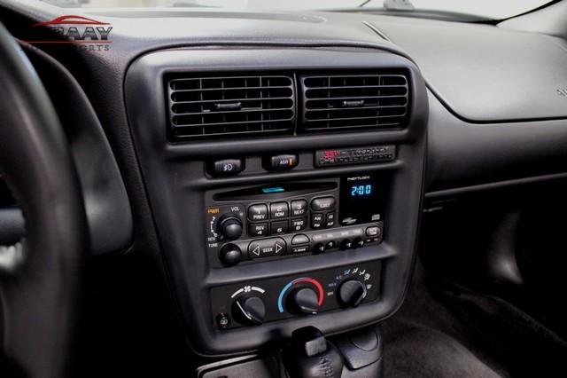 2002 Chevrolet Camaro Z28 Merrillville, Indiana 19