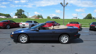 2002 Chevrolet Camaro in St., Charles,