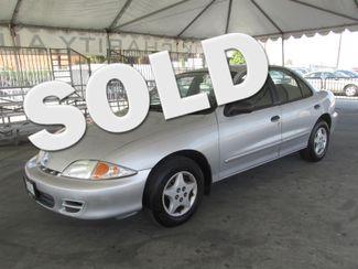 2002 Chevrolet Cavalier Gardena, California