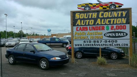 2002 Chevrolet Cavalier BASE in Harwood, MD