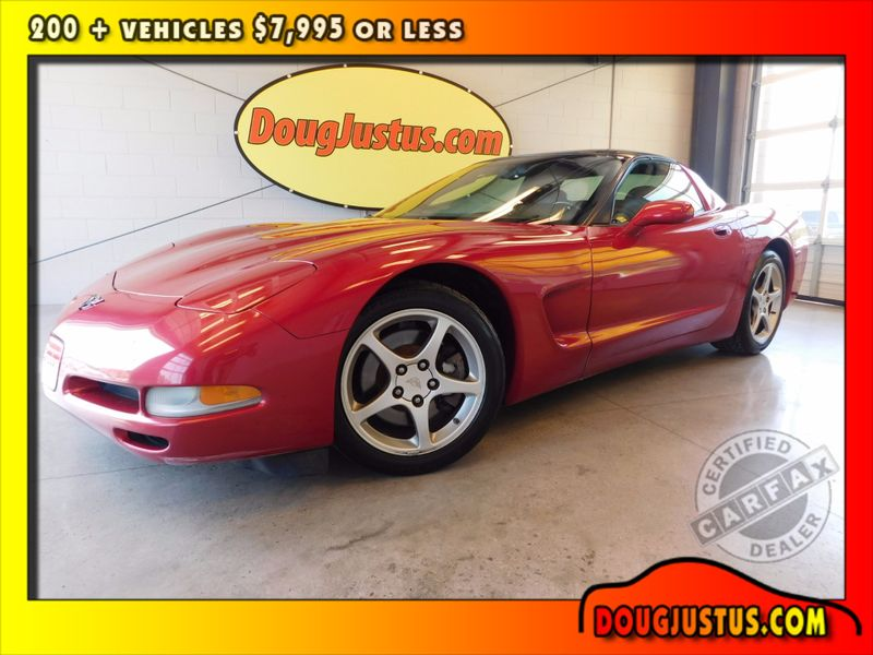 2002 Chevrolet Corvette (Clearance Priced)  city TN  Doug Justus Auto Center Inc  in Airport Motor Mile ( Metro Knoxville ), TN