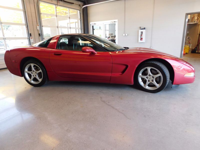 2002 Chevrolet Corvette   city TN  Doug Justus Auto Center Inc  in Airport Motor Mile ( Metro Knoxville ), TN