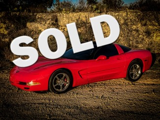 2002 Chevrolet Corvette  in Austin TX