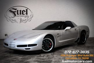 2002 Chevrolet Corvette Z06 With Upgrades in Dallas TX