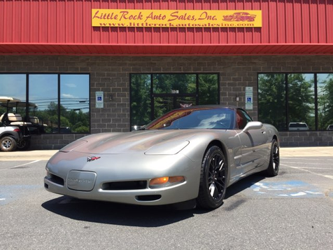 2002 Chevrolet Corvette Convertible in Charlotte, NC