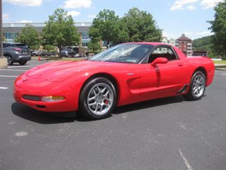 2002 Sold Chevrolet Corvette Z06 Conshohocken, Pennsylvania 1