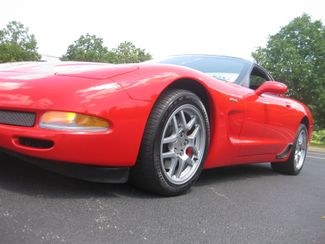 2002 Sold Chevrolet Corvette Z06 Conshohocken, Pennsylvania 12