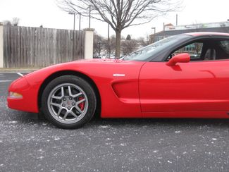 2002 Sold Chevrolet Corvette Z06 Conshohocken, Pennsylvania 19