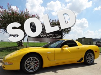 2002 Chevrolet Corvette in Dallas Texas