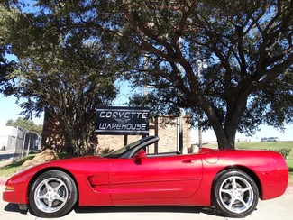 2002 Chevrolet Corvette Convertible 1SB Pkg, Auto, Polished Wheels 43k! in Dallas, Texas