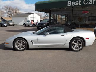 2002 Chevrolet Corvette Base Englewood, CO 1