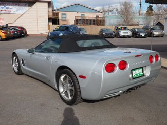 2002 Chevrolet Corvette Base Englewood, CO 2