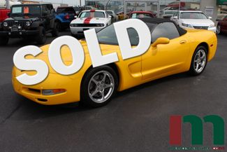 2002 Chevrolet Corvette    Granite City, Illinois   MasterCars Company Inc. in Granite City Illinois