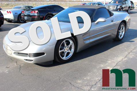 2002 Chevrolet Corvette    Granite City, Illinois   MasterCars Company Inc. in Granite City, Illinois