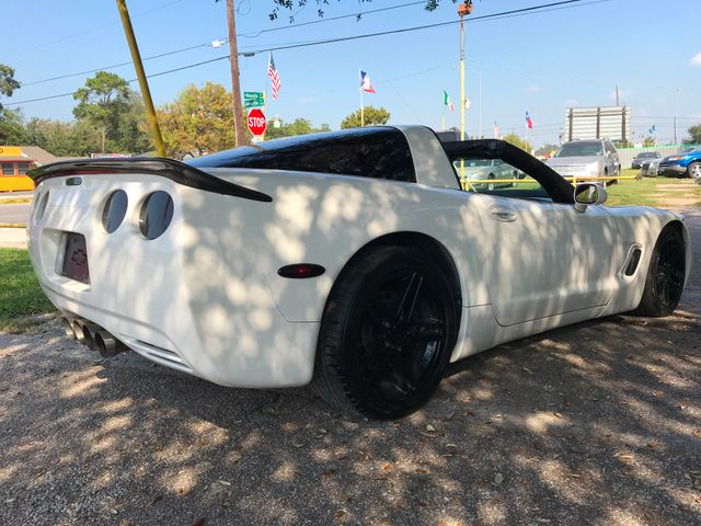 2002 Chevrolet Corvette Coupe Houston, TX 5