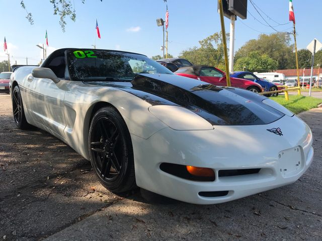 2002 Chevrolet Corvette Coupe Houston, TX 8