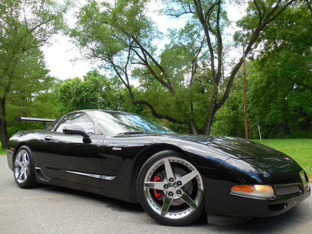 2002 Chevrolet Corvette Z06 Leesburg, Virginia 1