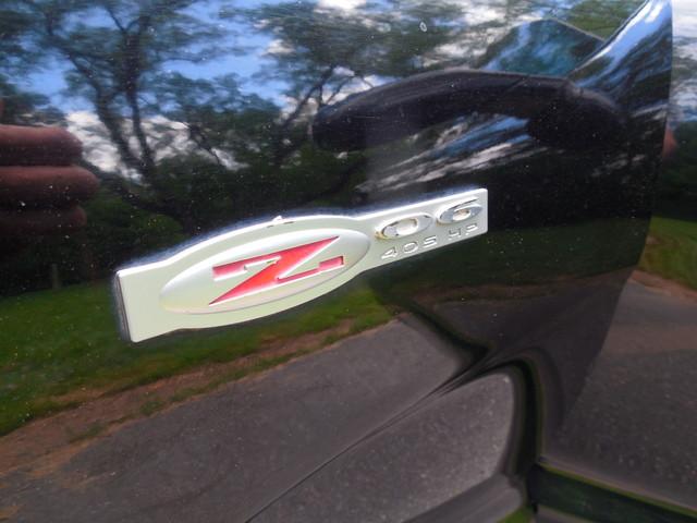 2002 Chevrolet Corvette Z06 Leesburg, Virginia 9