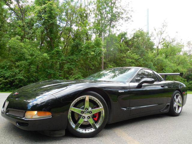 2002 Chevrolet Corvette Z06 Leesburg, Virginia 0