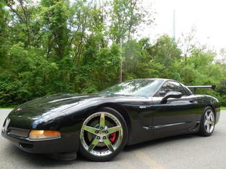 2002 Chevrolet Corvette Z06 Leesburg, Virginia