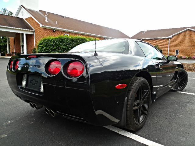 2002 Chevrolet Corvette Z06 Leesburg, Virginia 4