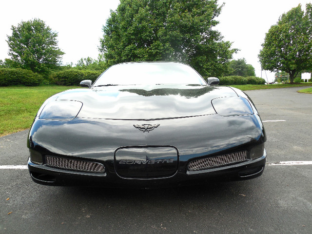 2002 Chevrolet Corvette Z06 Leesburg, Virginia 6