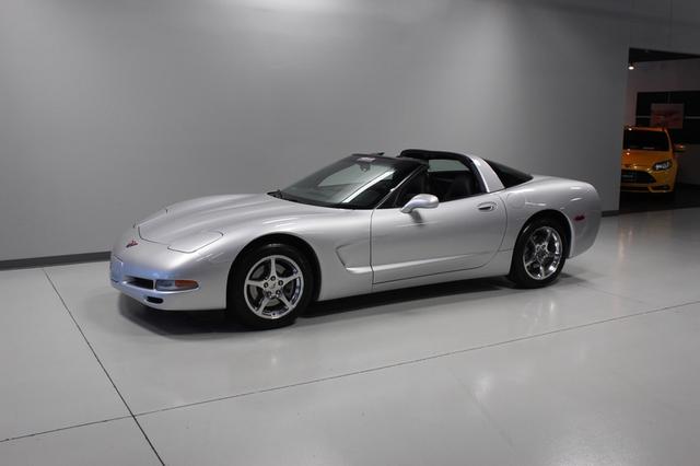 2002 Chevrolet Corvette Merrillville, Indiana 34