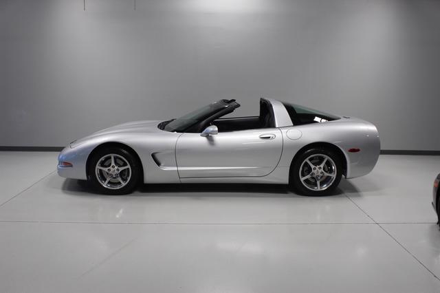 2002 Chevrolet Corvette Merrillville, Indiana 36
