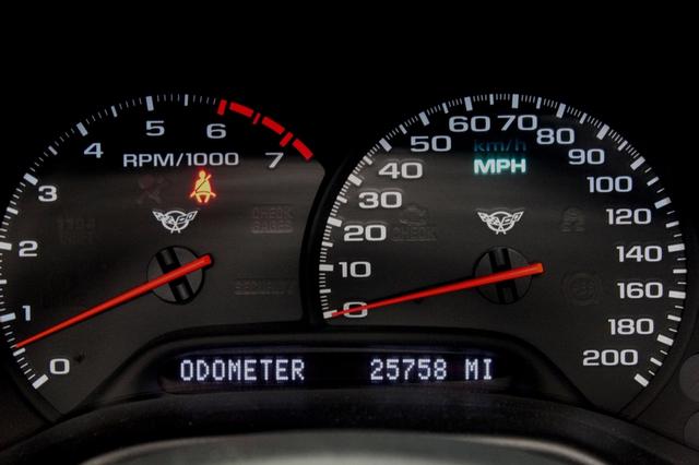 2002 Chevrolet Corvette Merrillville, Indiana 17