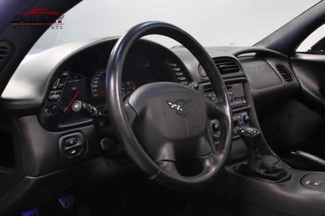 2002 Chevrolet Corvette Merrillville, Indiana 10