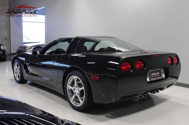 2002 Chevrolet Corvette Merrillville, Indiana 2