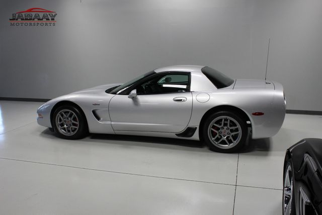 2002 Chevrolet Corvette Z06 Merrillville, Indiana 34