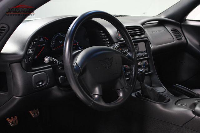 2002 Chevrolet Corvette Z06 Merrillville, Indiana 10