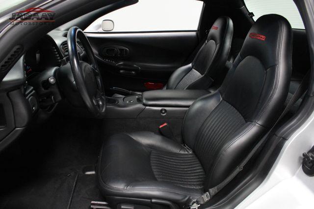2002 Chevrolet Corvette Z06 Merrillville, Indiana 11