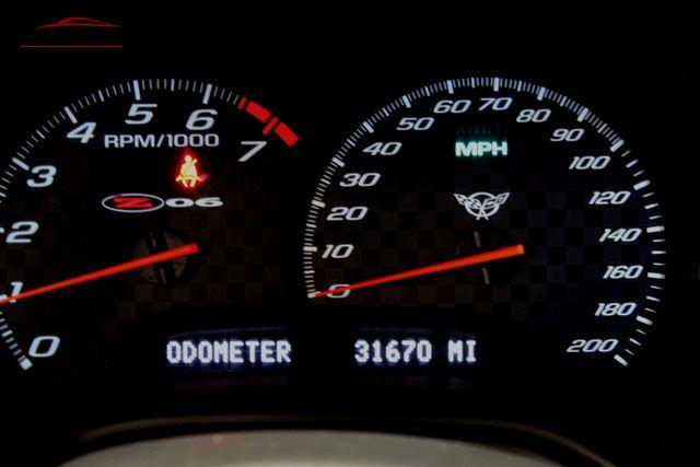 2002 Chevrolet Corvette Z06 Merrillville, Indiana 17