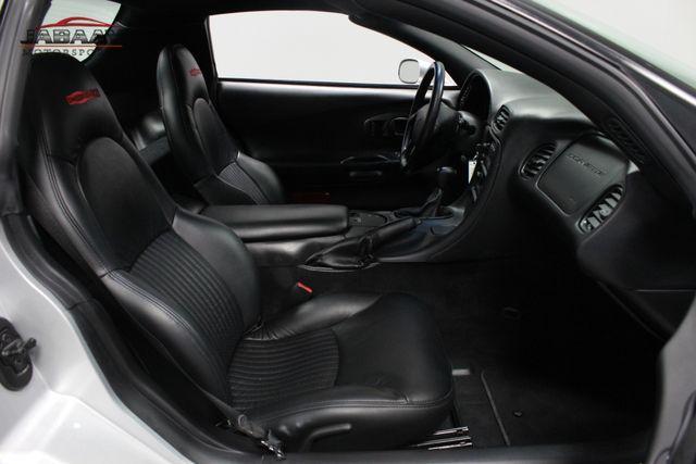2002 Chevrolet Corvette Z06 Merrillville, Indiana 14