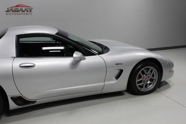 2002 Chevrolet Corvette Z06 Merrillville, Indiana 36