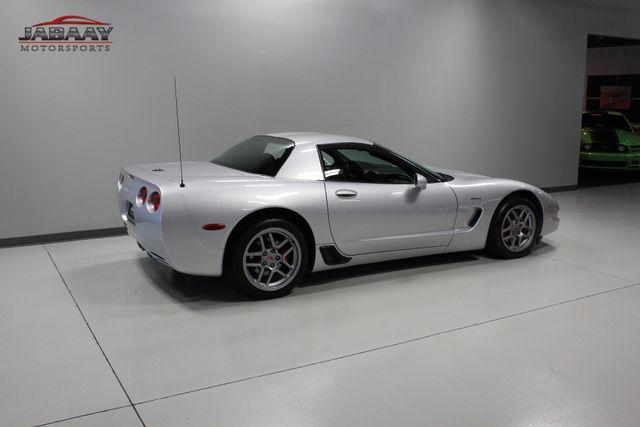 2002 Chevrolet Corvette Z06 Merrillville, Indiana 37