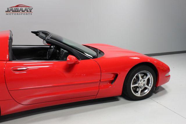 2002 Chevrolet Corvette Merrillville, Indiana 39