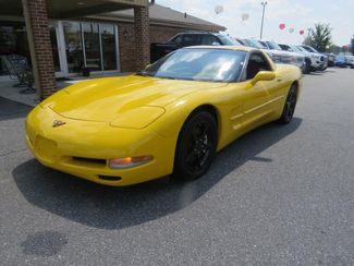 2002 Chevrolet Corvette 2dr Cpe | Mooresville, NC | Mooresville Motor Company in Mooresville NC