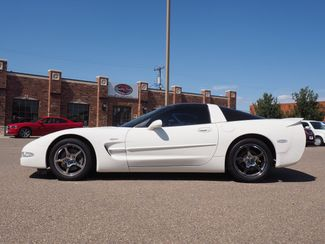 2002 Chevrolet Corvette Base Pampa, Texas 1