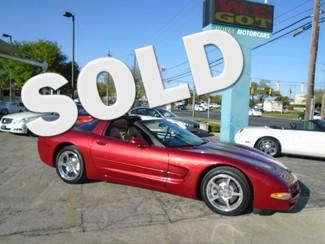 2002 Chevrolet Corvette San Antonio, Texas