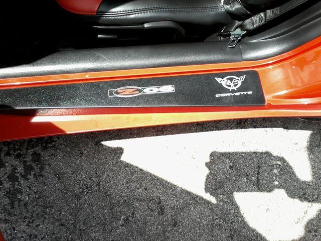 2002 Chevrolet Corvette Z06 San Antonio, Texas 12